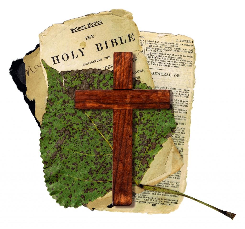 Bible&Cross