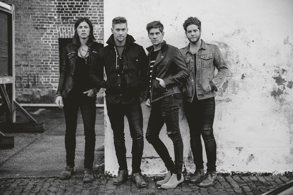 NEEDTOBREATHE - Press Photo 3 - [Photo Credit - Eric Ryan Anderson]