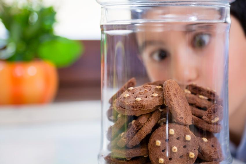 boy & cookie jar