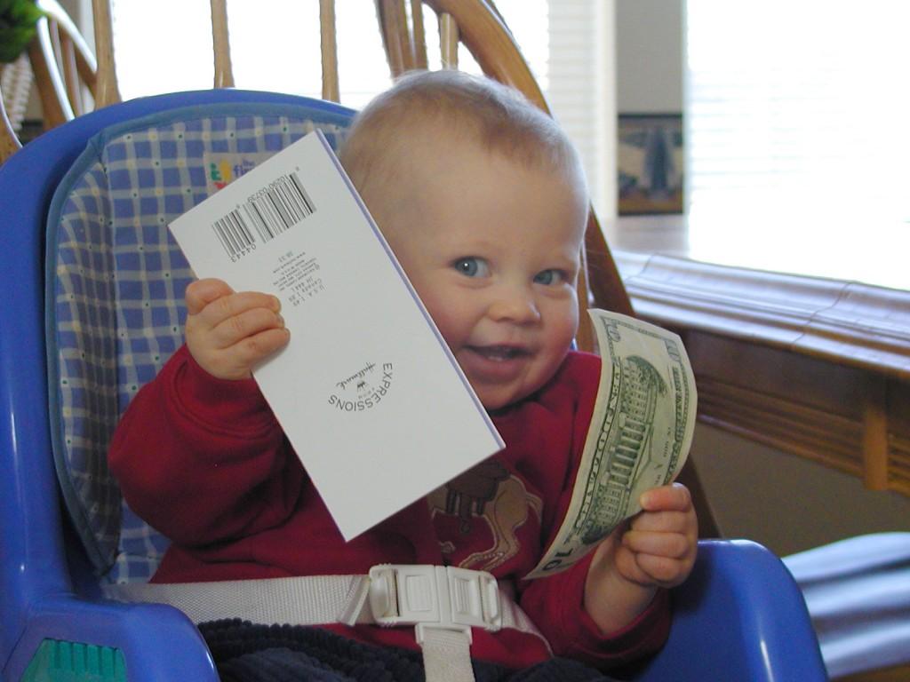 kid & money