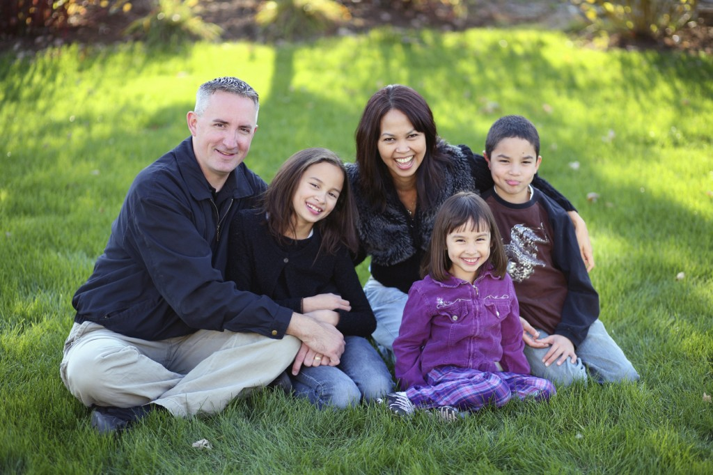 Melting Pot Family