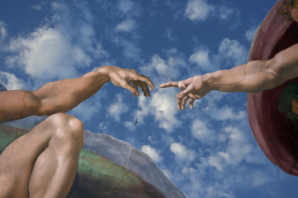 God & Adam