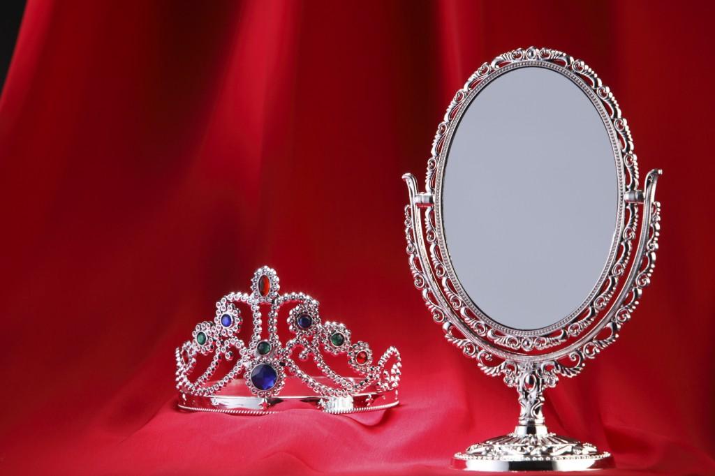 Beauty, crown