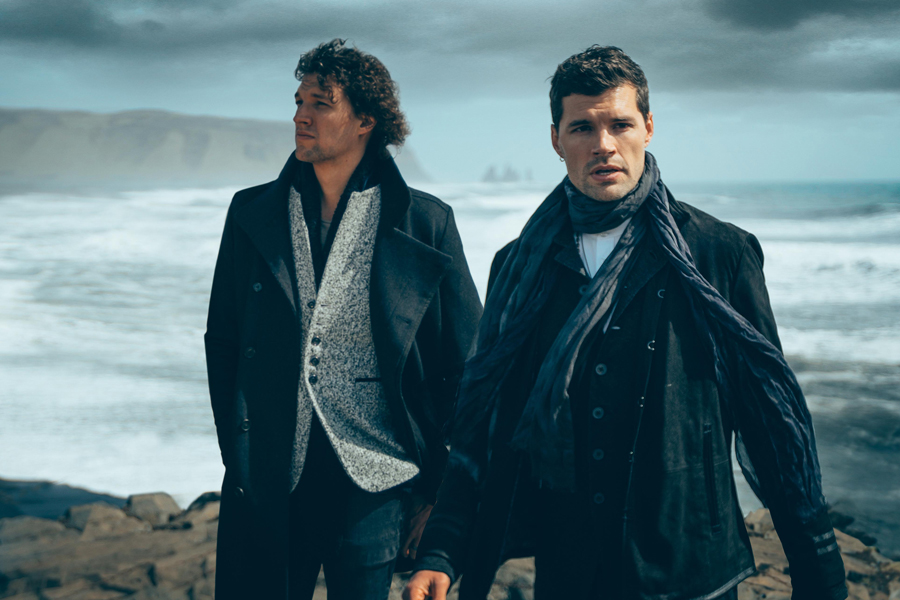 Christian recording artists for KING & COUNTRY