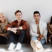 Christian recording artists Elevation Worship