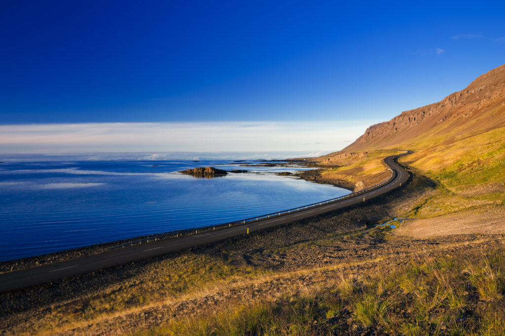 The Great Ocean Road, Westfjords of Iceland. One of the world's best road trips.