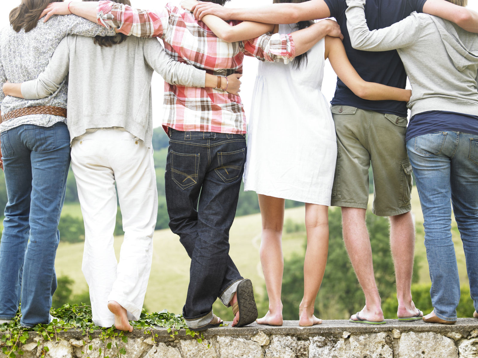 The importance of friendships - LIFE 107 1 LIFE 107 1