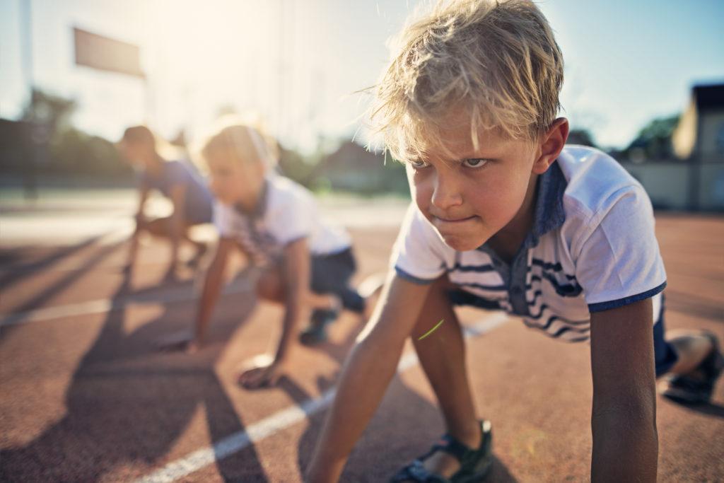 kid-on-track