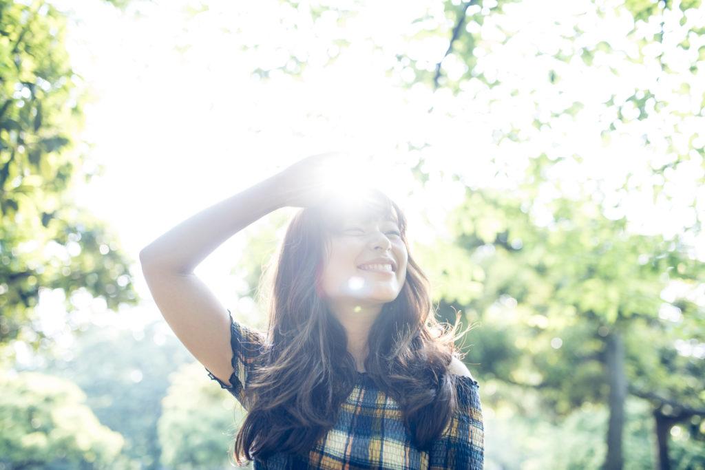 woman-in-the-sun