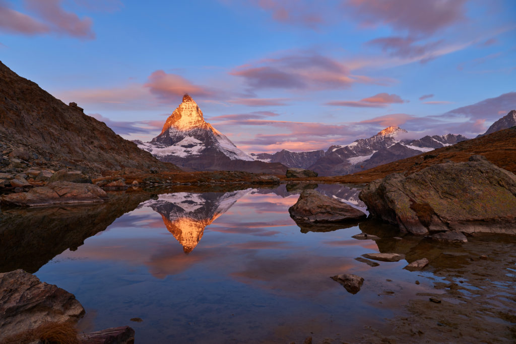 matterhorn-at-sunrise