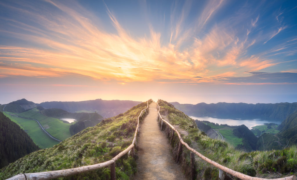 path-with-mountain-sunrise